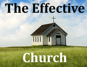Effective church