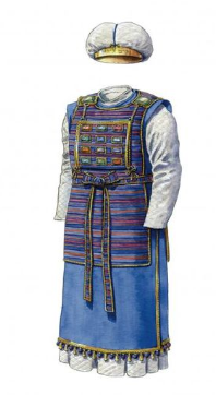 Priest garments
